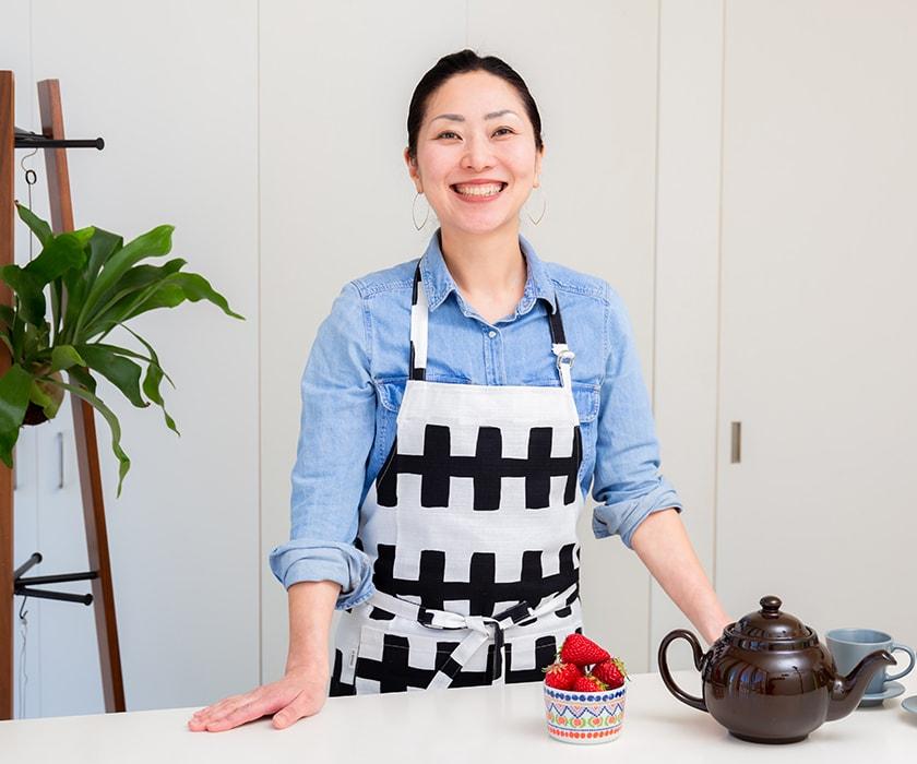 中川千佳子
